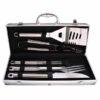 Σετ Μπάρμπεκιου με 5 Ανοξείδωτα Εργαλεία εργαλεία gas