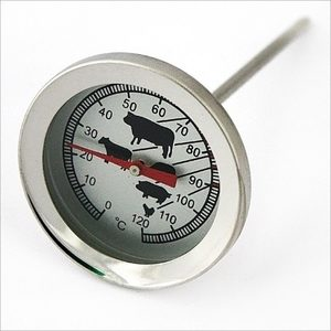 Θερμόμετρο Αναλογικό Ακίδας για BBQ αναλογικό θερμόμετρο