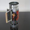 Δοχείο Εκκίνησης Φωτιάς άναμμα για κάρβουνα