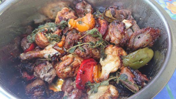 Φαγητοδοχείο Θερμός Ανοξείδωτο 7.5 λίτρων ανοξείδωτο θερμός φαγητού