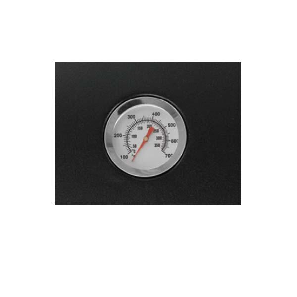Ψησταριά Υγραερίου TREND με 3 Εστίες και Πλαϊνό Μάτι 661314 661314