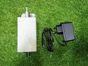 Επαναφορτιζόμενο Μοτέρ Σούβλας με ταχύτητες (ροοστάτη) Βαρέως Τύπου ηλεκτρικό