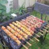 Ψησταριά Κυπριακή για Σουβλάκια – Φουκού ATHENA BBQ αθηνα
