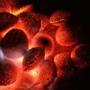 3+1 Δώρο Πυρηνοκάρβουνο ΚΛΗΜΗΣ 3 κιλά ελιας