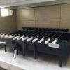 Ψησταριά Κυπριακή Φουκού AIANTAS με μοχλό 100X50 εκ ΑΙΑΝΤΑΣ