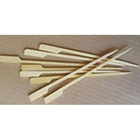Σουβλάκια από Bamboo 24 εκ bamboo