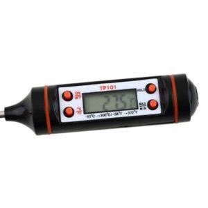 Θερμόμετρο Ψηφιακό Ακίδας για BBQ ανοξείδωτο θερμόμετρο