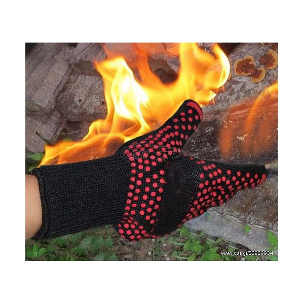 Γάντια Μπάρμπεκιου BLACKBULL γάντια ανθεκτικά
