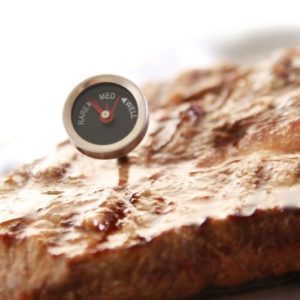 Θερμόμετρo Μπριζόλας αναλογικό θερμόμετρο