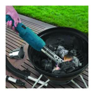 Αναπτήρας Ηλεκτρικός Θερμοπίστολο BULLE για Άναμμα Κάρβουνων 633033