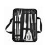 Σετ BBQ με 9 Εργαλεία Ψησίματος Ανοξείδωτα για Μπάρμπεκιου εργαλεία bbq