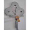 Μηχανισμός Διπλός για Κοντοσούβλι με 2 σούβλες 8 χιλ bbq