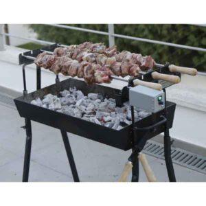Ψησταριά Κυπριακή Φουκού ΚΟΡΑΚΑΣ BBQ FOUKOU bbq