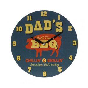 Ρολόι Τοίχου BBQ bbq