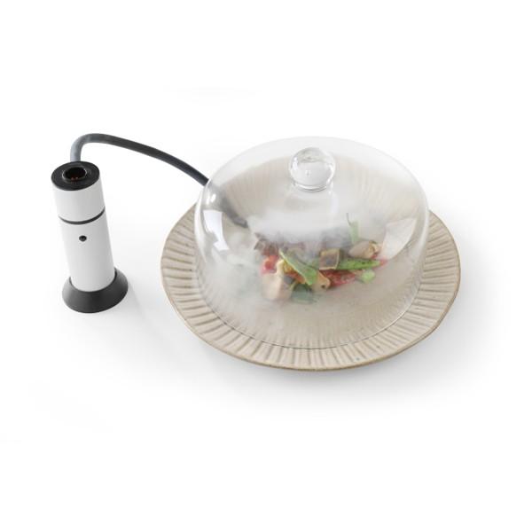 Γυάλινη Καμπάνα Για Καπνιστήρι Τροφών Hendi hendi