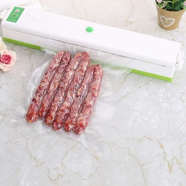 Συσκευή σφραγίσματος τροφίμων με κενό αέρα air
