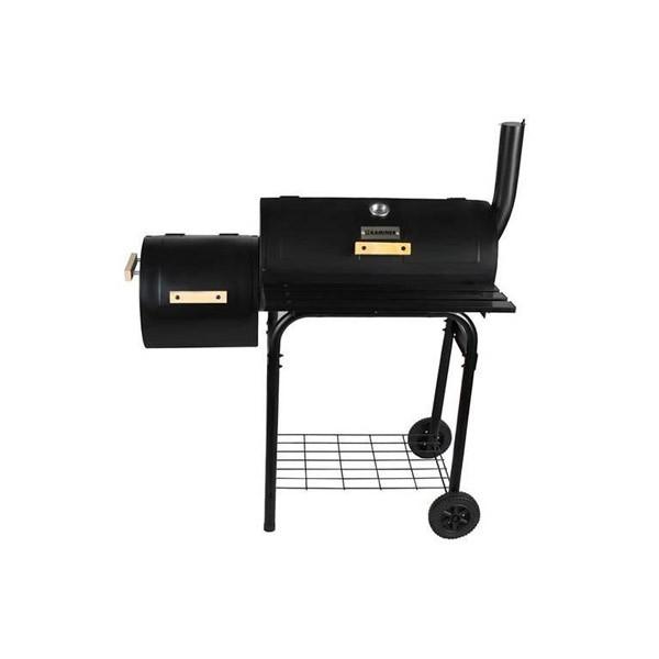Καπνιστήρι – Ψησταριά κλειστού τύπου Low Flow Smoker BBQ grill bbq
