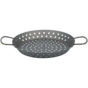 Πιατέλα διάτρητη ψησίματος Λαχανικών, ιδανικό για BBQ, με αντικολλητική επιφάνεια Jamie Oliver θαλασινά